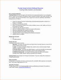 Sample Resume For Teachers Luxury Fair Resume Examples For A