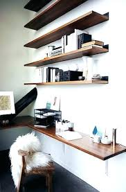 home office wall shelving. Agreeable Home Office Shelf Ideas Shelves Small Intended For Wall Shelving Decor 10 S