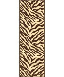 zebra brown rug kings court brown zebra animal print rug brown and white zebra rug 8x10