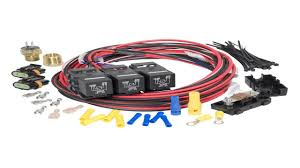 activation dual fan relay kit Painless Ls Wiring Diagram For Dual Fans Fan Motor Wiring Diagram