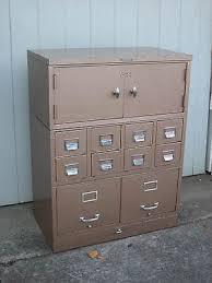 vintage metal storage cabinet. Vintage Metal Storage Cabinet Industrial Steel Watson 40\u0027s Factory  Steampunk   #493128099