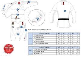 Jiu Jitsu Kimono Size Chart Muaewear Furinkazan Blue Jiu Jitsu Gi For Cheap Mmaopinion Com