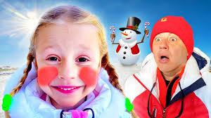 Nastya and <b>Merry Christmas</b> Stories for Kids - YouTube