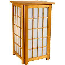 oriental furniture 27 034 tall hokkaido end table