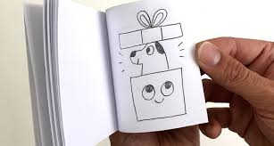 Flip Book With Photos How To Make A Flip Book Hobbycraft Blog