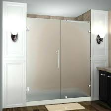 repair shower door hinge hinged shower door x completely hinged shower door continuous hinge shower door