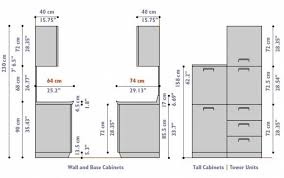 Depth Of Kitchen Cabinets
