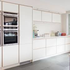 Kitchen Floor Units White Kitchens Ideal Home