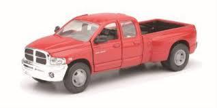 NewRay Dodge RAM 1500slt Pickup Truck 1 32 Scale Diecast Black White ...