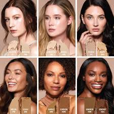 Sheer Cover Mineral Foundation Color Chart Hd Mineral Foundation Stick