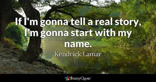 Kendrick Lamar Quotes BrainyQuote Interesting Download Slam Quotes About Truth