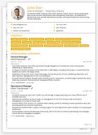 example of good cv layout 2018 cv templates download create yours in 5 minutes