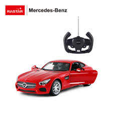 1 14 scale mercedes amg gt remote control car open door by controller