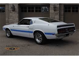 1969 Shelby GT500 for Sale   ClassicCars.com   CC-896455