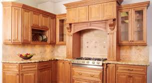 Furniture: Exiting American Woodmark Cabinets For Kitchen Room ...