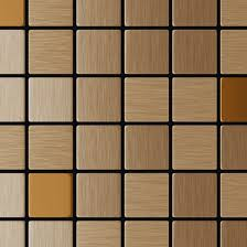 self adhesive metal tile copernic mixed copper