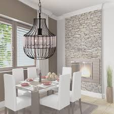 dining room pendant lights. Unitary Brand Antique Black Metal Crystal Lantern Cage Dining Room Pendant Light With 1 E26 Bulb Socket 40W Painted Finish Lights