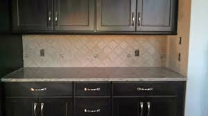 blue kitchen backsplash dark cabinets. Bedroom Amazing Black Kitchen Backsplash 13 Dark Cabinets With Blue Glass R