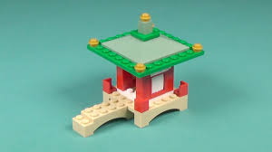 Lego Asian Temple Building Instructions - Lego Classic 10703