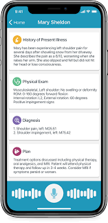 What To Say To Get A Doctors Note Saykara Upgrades Voice Assistant For Doctors With