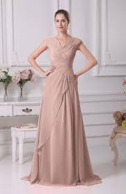 dusty rose color bridesmaid dresses short sleeve uwdress com
