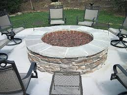 how to build an outdoor gas fire pit gallery of how to build gas fire pit how to build an outdoor