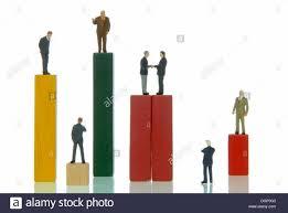 Balance Sheet Accounts Bar Chart Stock Photos Balance