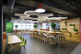 office cafeteria. Delighful Office Odnoklassniki Office By BRIZ Studio Saint Petersburg U2013 Russia In Cafeteria