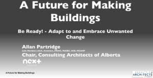 Consulting Architects Of Alberta Agm 2018 Presentations