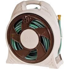 cassette portable hose reel with hose