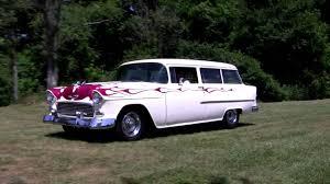 1955 Chevy Wagon - For Sale - jaysgarage1.com - YouTube