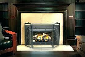 modern fireplace screen contemporary fire uk modern fireplace screen