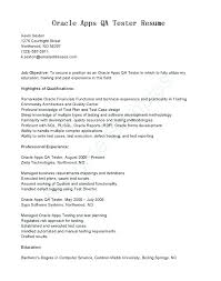 Tester Resume Samples Entry Level Manual Qa Tester Resume Sample Samples Game Test