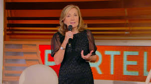 Barbara Palombelli a Forum parla di femminicidio - TvBlog