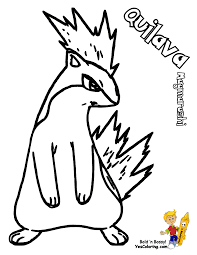 Small Picture Pokemon Coloring Pages Bayleef olegandreevme