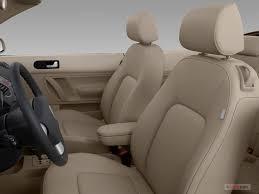 2009 volkswagen new beetle front seat