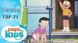 Doraemon Tập 71 - Khẩu Súng Phát Hiệu Lệnh, Tôi Tên Là Nobiko - Hoạt Hình  Tiếng Việt