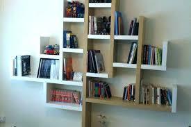 wall book holder white mounted shelves shelf on bookshelves hanging mount bookshelf