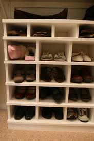 genial build shoe rack
