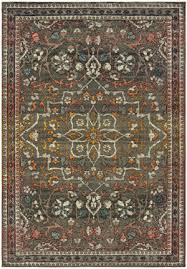 oriental weavers mantra 4929e grey gold area rug