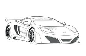 Coloring Pages Sports Car Coloring Pages Sport Printable Stuff To
