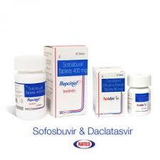 Hepcinat и Natdac (гепцинат+натдак) - купить препараты natco в России. |  СОФОСБУВИР И ДАКЛАТАСВИР