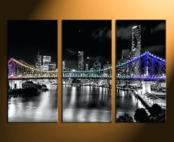 3 piece wall art canvas 3 piece large canvas city home decor night city photo canvas 3 piece wall art  on 3 piece wall art canada with 3 piece wall art canvas bedroom marvelous bedroom canvas prints