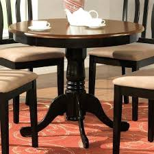 36 round white dining table wooden imports t bl antique table in round black and 36 round white dining table
