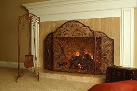 Unique fireplace screens Tree Stained Glass Fireplace Screen Awesome Peacock Stained Glass Fireplace Screen On Custom Fireplace Inside Large Fireplace Screens Antique Stained Glass Vegankitchncom Stained Glass Fireplace Screen Awesome Peacock Stained Glass