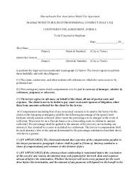 Success Fee Agreement Form Luxury Retainer Agreement Unique 18 ...