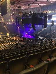 seating view for madison square garden section 107 row 21 seat 6