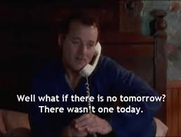 Ten Awesome Groundhog Day Quotes! - The Fracture Blog