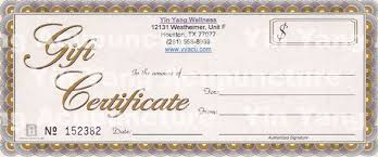 7 New Gift Certificate Templates Certificate Templates