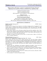 Rn Resume Samples Rn Resume Samples Download Free Templates In Pdf And Word
